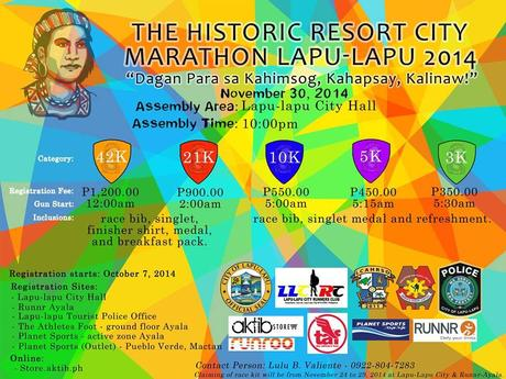 The Historic Resort City MARATHON LAPU LAPU