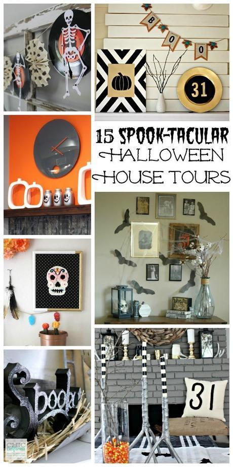 15 Spook-tacular Halloween House Tours