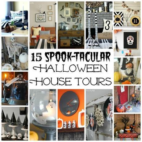 15 Spook-tacular Halloween House Tours all