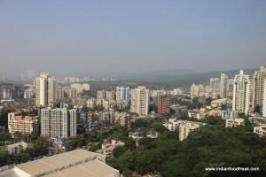 View from Kangan