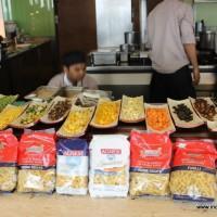Pasta Counter