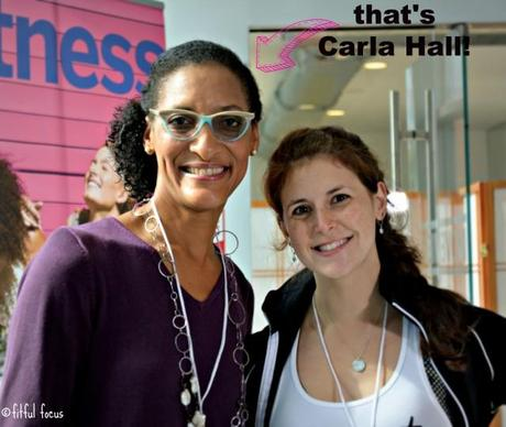 Carla Hall via Fitful Focus