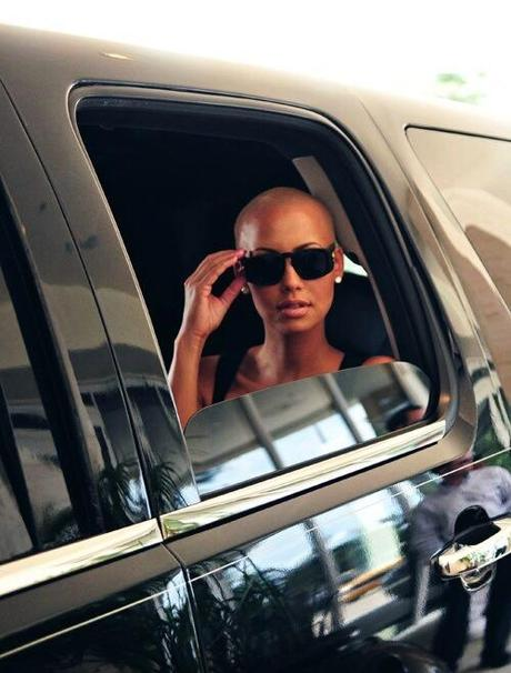 Amber Rose Claps Back To Haters