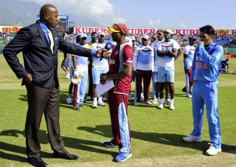 ODI at Dharamshala ................. West Indies set to abandon tour !!