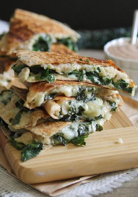 white-bean-and-kale-quesadillas