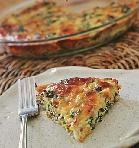 crustless-kale-quiche