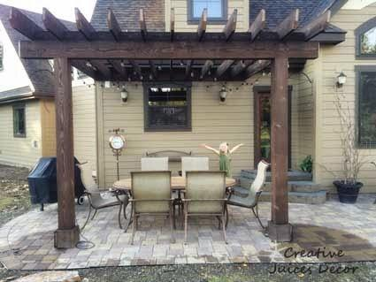 Pergola Vine Ideas - Glamorizing Once Again
