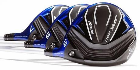 Mizuno Shock Wave Sole Technology Introduced in New JPX-850 Fairway Woods & Hybrids