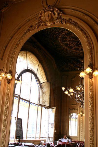Sitting rooms Le Train Bleu Paris