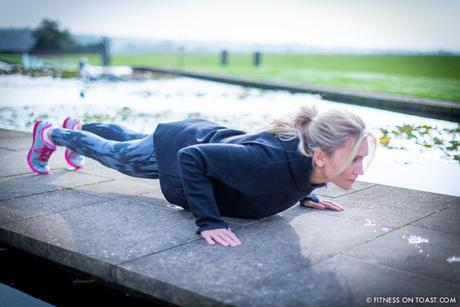 Fitness On Toast Faya Blog Girl Sport Press Up Push Workout Chest Ab Core Bodyweight Routine Why To The Grove Watford Hotel London low