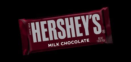 Hershey Bar Milk Chocolate