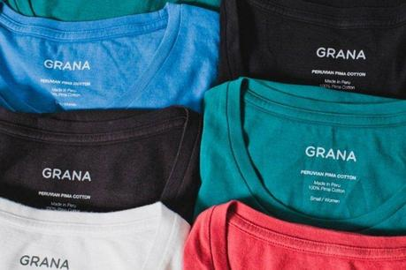 Basic Tees From Pereuvian Cotton