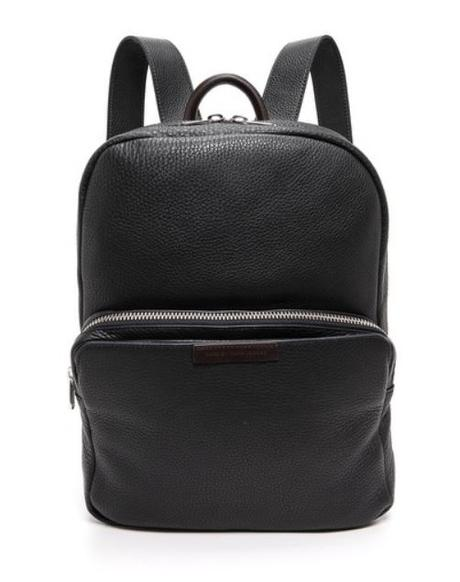 Marc by Marc Jacobs Leather Backpack
