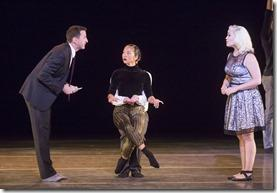 Review: The Art of Falling (Hubbard Street Dance Chicago + The Second City)