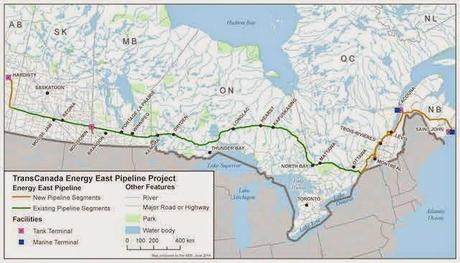 Has The Keystone XL Pipeline Just Quietly Died ?