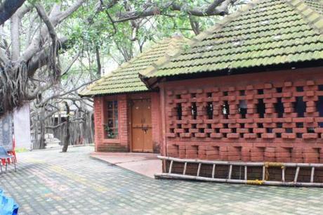 Taken on October 11, 2014 at Karnataka Chitrakala Parishath in Bangalore
