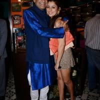 AD and Sabina Singh