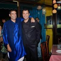 AD Singh and Ashish Soni