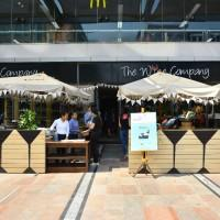 Launch of thedreamcanteen.com at The Wine Company, Cyber Hub - Gurgaon