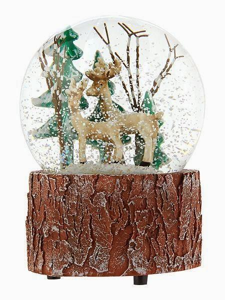 {Christmas - Traditions, Snow Globes & Shopping}