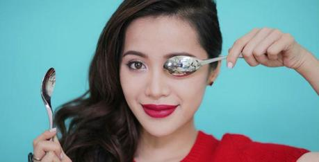 7 Surprising Beauty Hacks to Try With a Spoon