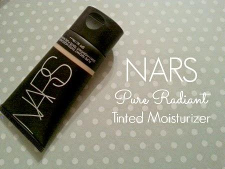 The Review: Nars Pure Radiant Tinted Moisturizer
