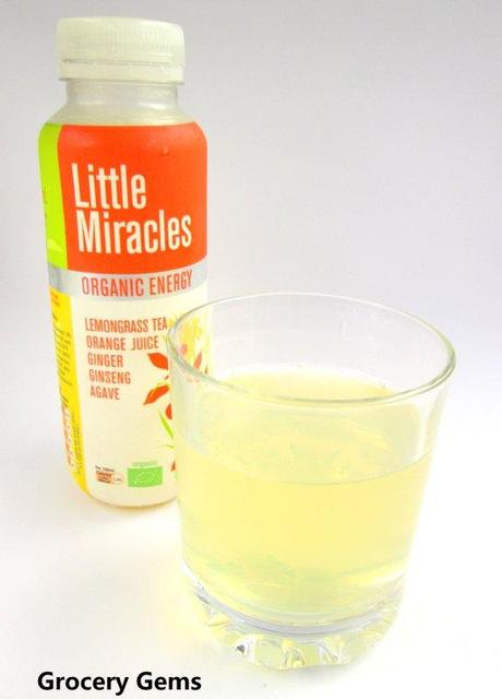 Little Miracles Organic Drinks (Degustabox)