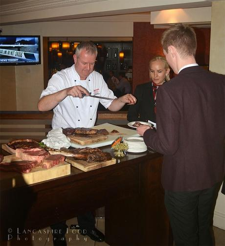 Preston Marriot Great British Steak Off