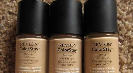 Revlon Colorstay Foundation: (Price Rs 790 for 30ml)