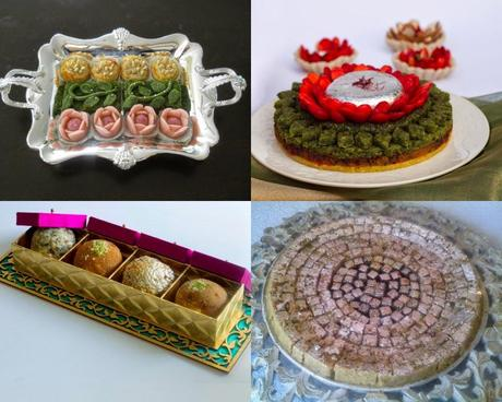 MFM's Simple Bites -  Celebrate Diwali With Home Made Sweets and Royce