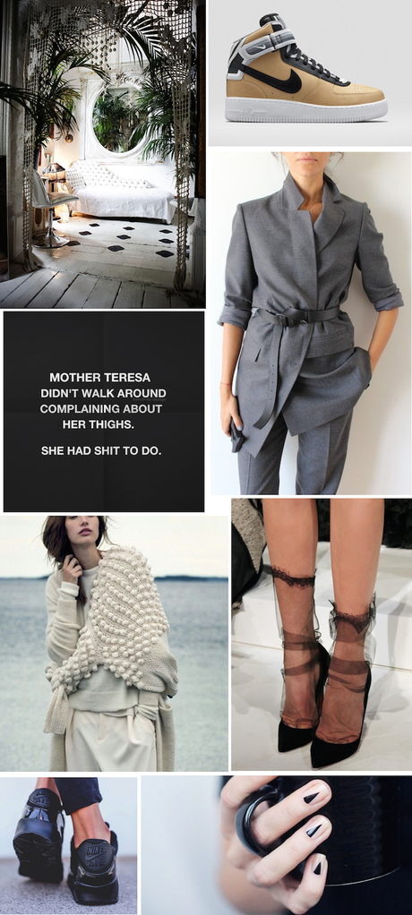 fall inspiration board fashion
