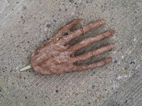 Halloween Haunt - Rotting Flesh/ Corpsing tutorial