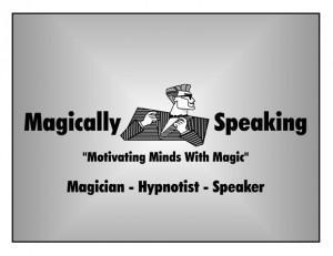 Magically-Speaking