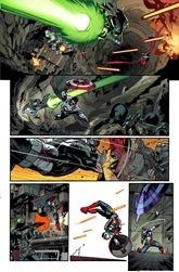 All-New Captain America #1 Preview 2