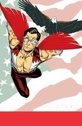 All-New Captain America #1 Cover - Colbert Variant