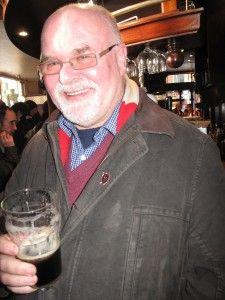 Pete Sixsmith: Needs a pint today
