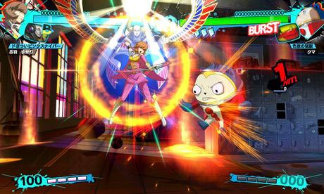 S&S Review: Persona 4 Arena Ultimax