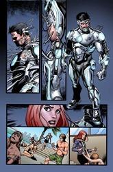 Superior Iron Man #1 Preview 1