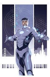 Superior Iron Man #1 Cover