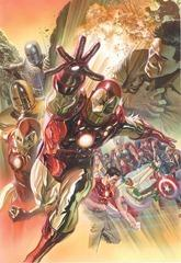 Superior Iron Man #1 Cover - Ross Variant
