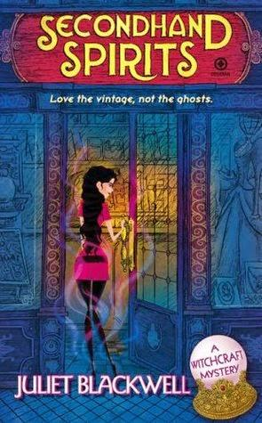 BOOK REVIEW | Secondhand Spirits (A Witchcraft Mystery Series Book 1)