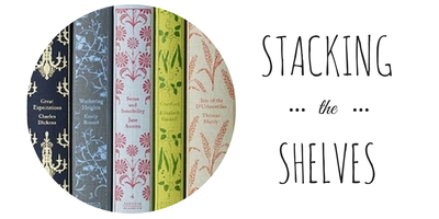 STACKING THE SHELVES | #43 (OR THE ONE WITH *ALL* THE PRE-ORDERS)
