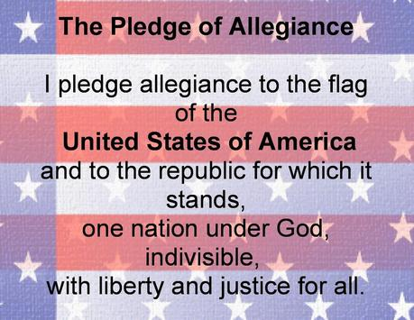 Don't Say The Pledge