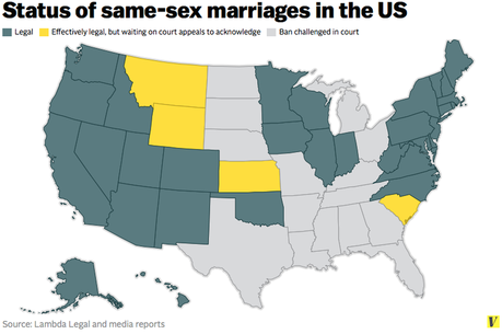 The Argument Over Same-Sex Marriage Is Almost Over