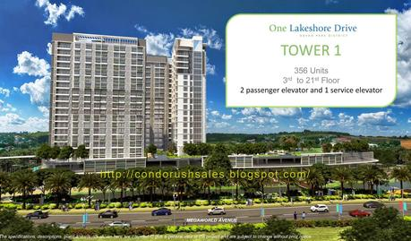 One Lakeshore Drive Tower 1