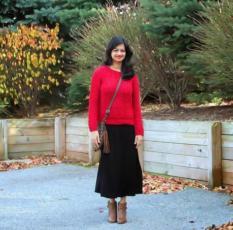 What I Wore: A Maxi Story