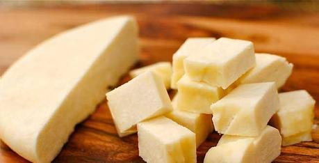 Indian Diet Plan - Raw Paneer