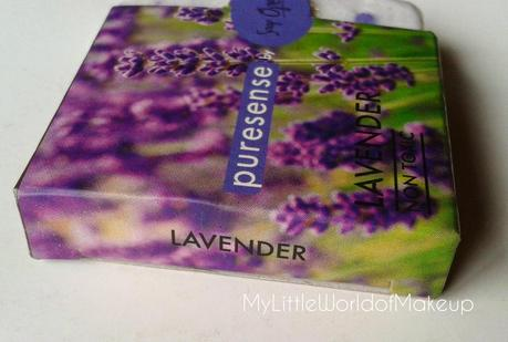 Puresense by Soap Opera Soap in Lavender Review
