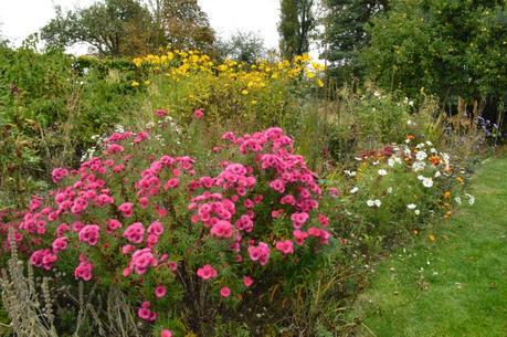 An October Garden