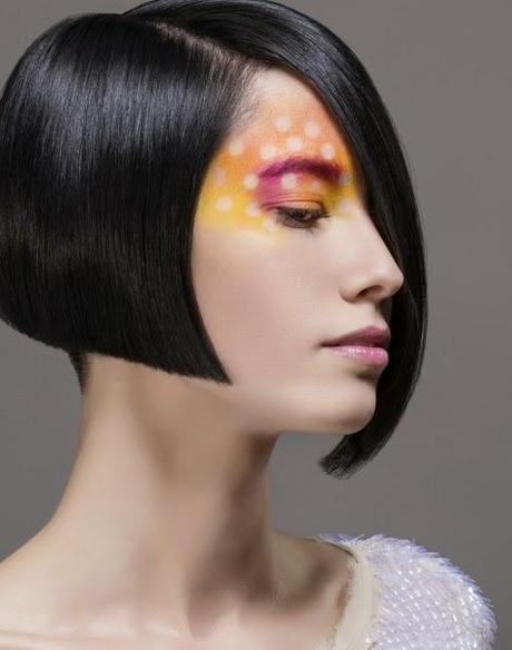 Asymmetrical Lengths - Hair Trends Fall Winter 2014/2015